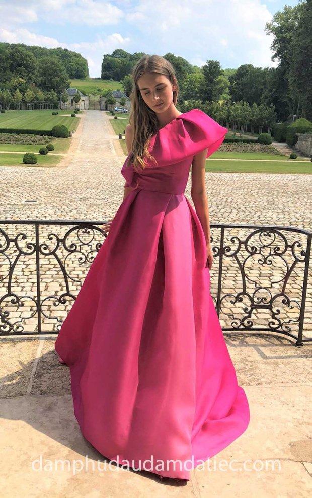 ao cuoi meera meera bridal monique lhuillier spring 2019-28 may dam da tiec dep tp hcm sai gon