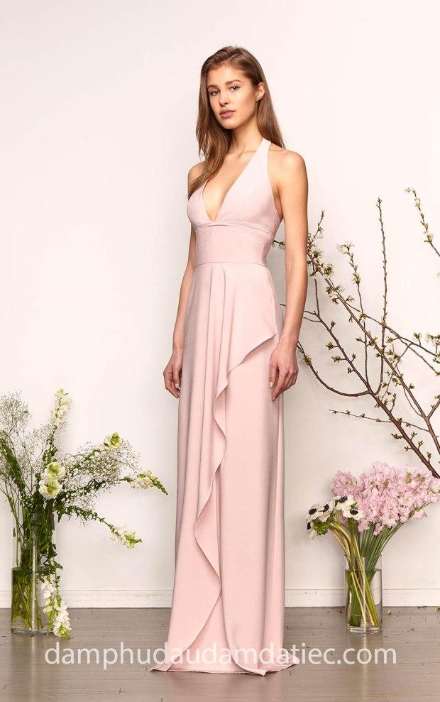 may dam phu dau tp hcm ao cuoi meera meera monique lhuillier bridesmaid dress spring 2019 shell