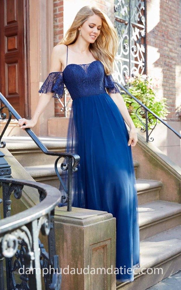 may dam da tiec dam phu dau ao cuoi meera meera fashion concept Hayley Paige Spring 2018 5808
