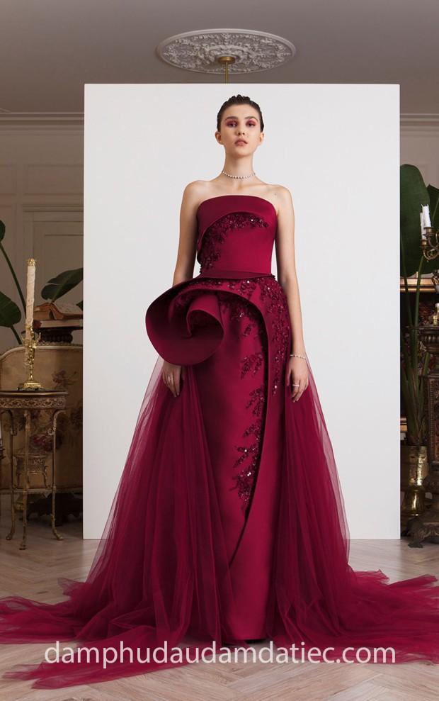 dam da tiec an tuong 2019 meera meera fashion concept