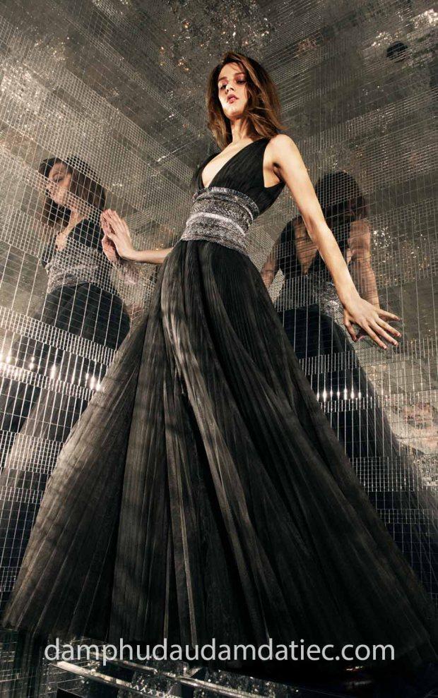 may dam da tiec dep tp hcm meera meera fashion concept 2019 Naeem Khan Prefall 2018 11