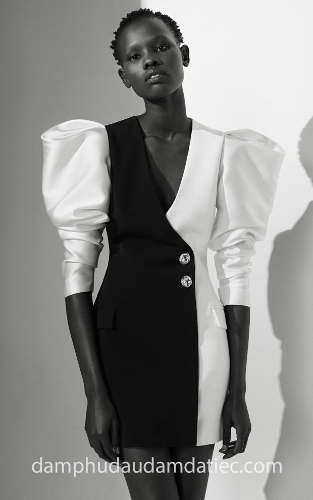dam da tiec dep tp hcm meera meera fashion concept David Koma Resort 2019-18