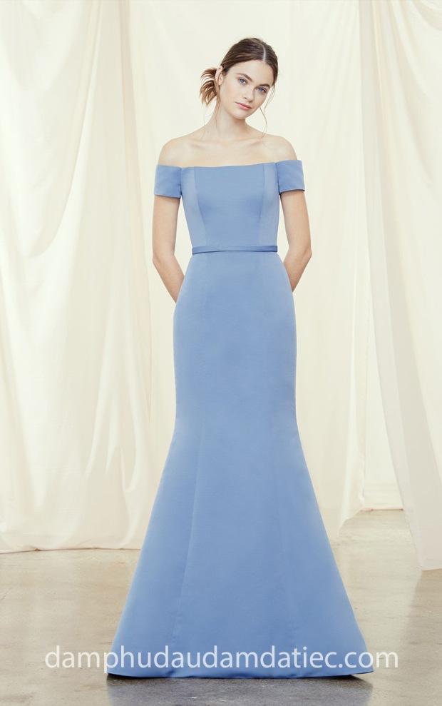 may dam da tiec dep tp hcm meera meera fashion concept Amsale 2019 Serafina