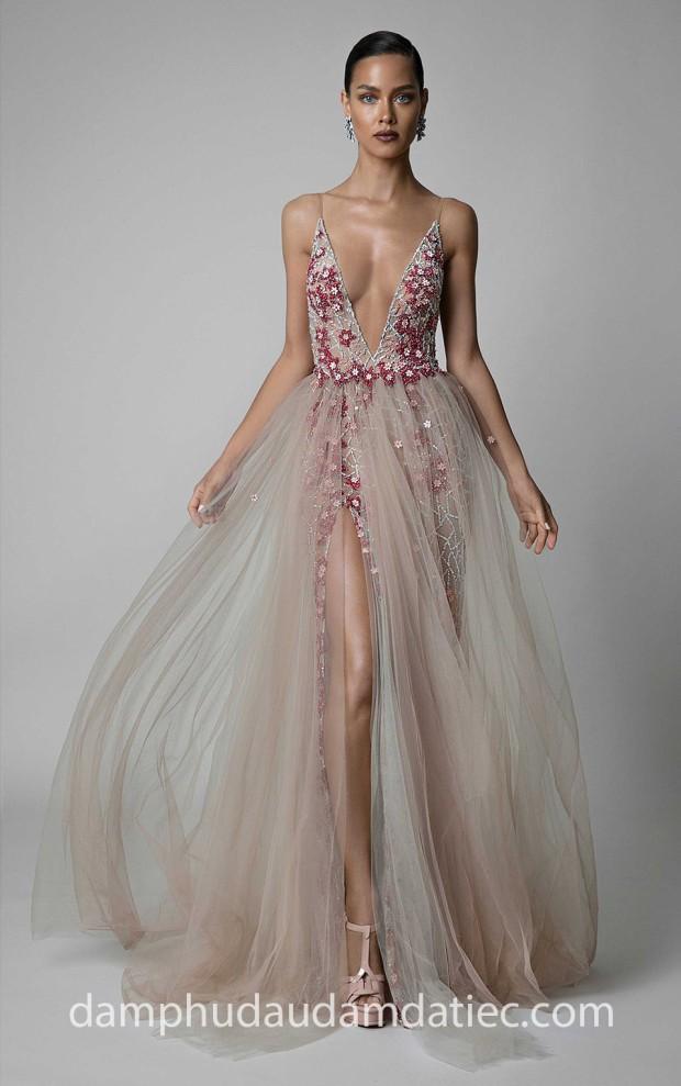 dam da tiec xuyen thau may dam da tiec tp hcm meera meera fashion concept