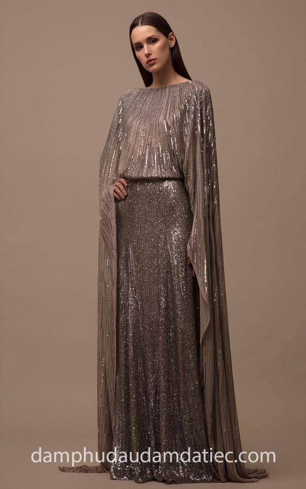 dam da tiec cape sequin may dam da tiec dep tp hcm meera meera fashion concept