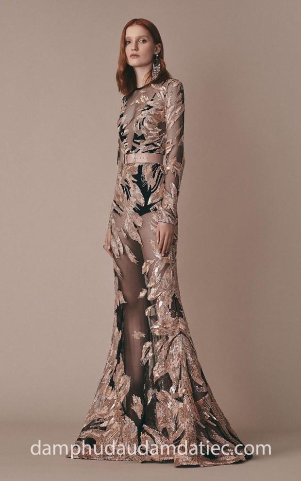 dam da tiec Meera Meera Fashion Concept may dam da tiec dep Sai Gon