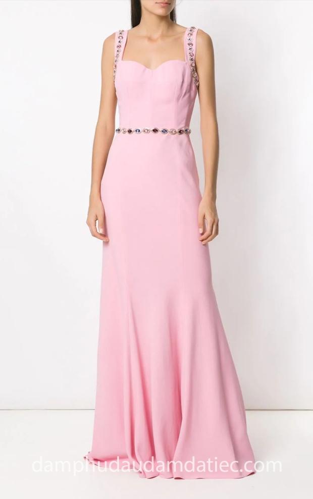 may dam da tiec dep Sai GOn Meera Meera Fashion Concept dam da tiec Dolce & Gabbana FW19 11