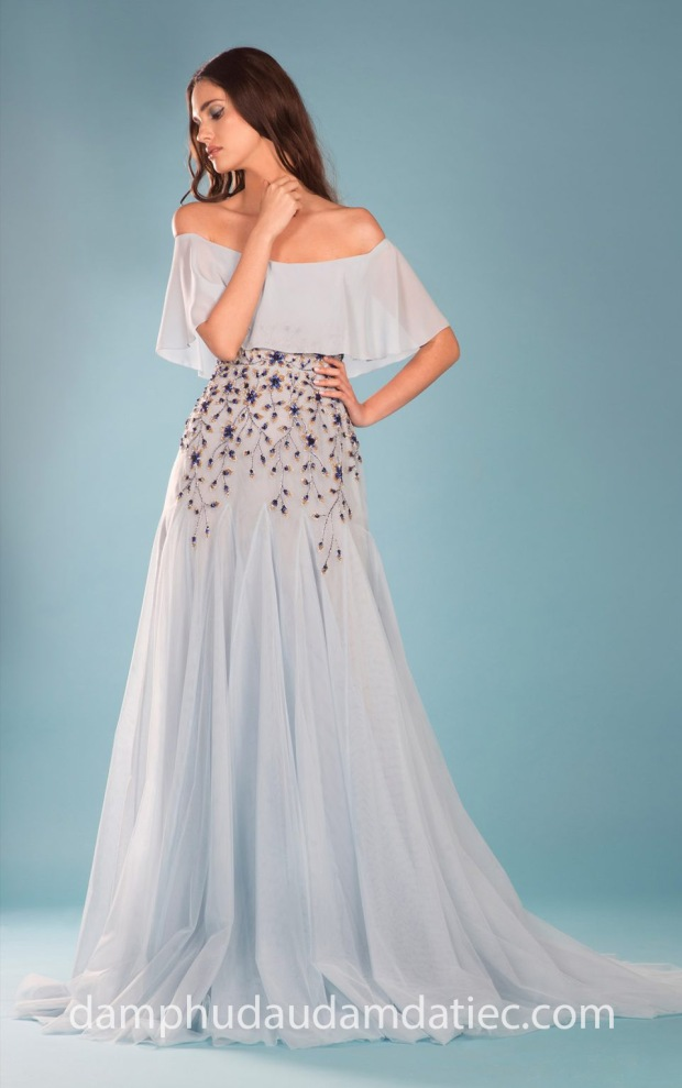 dia chi may dam da tiec dep Sai Gon Meera Meera Fashion Concept GEORGES-HOBEIKA-Resort-2019