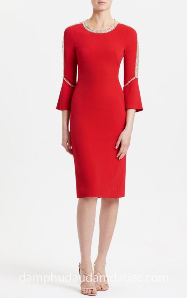 dia chi may dam da tiec dep Sai Gon-TP HCM Meera Meera Fashion Concept Jenny Packham SS19 Debo