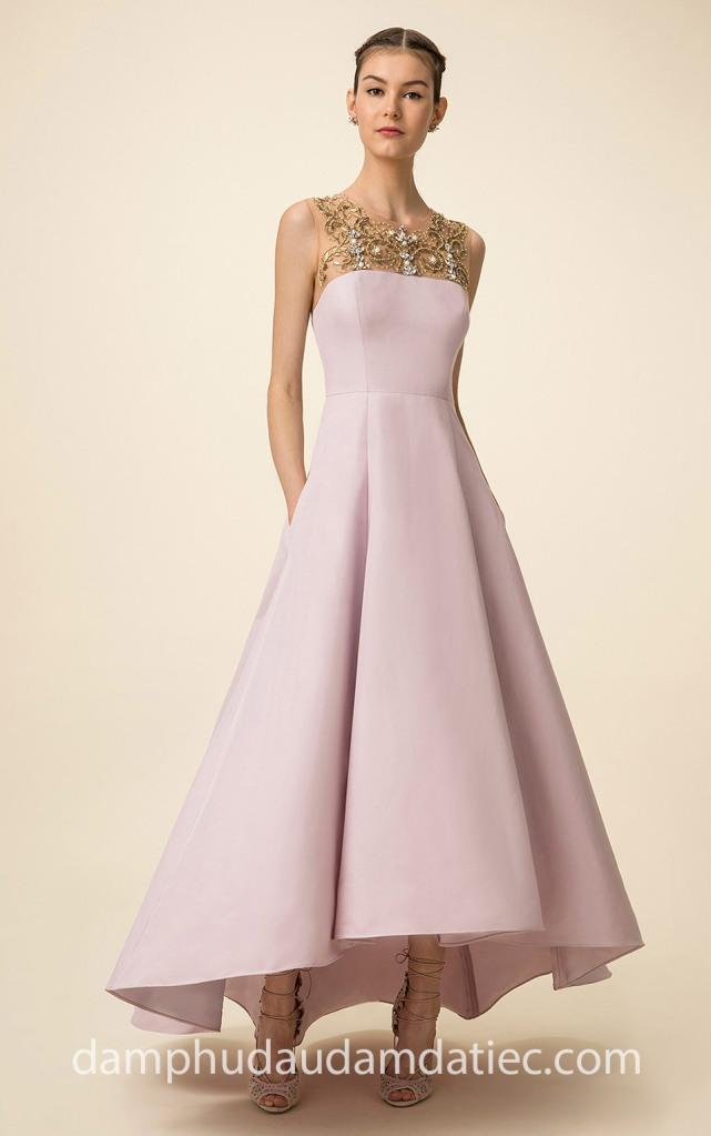 Đầm dạ tiệc mullet
